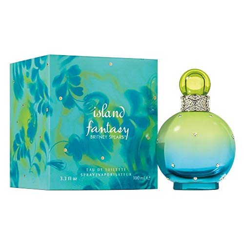 Island Fantasy Eau De Toilette Spray - 100ml/3.3oz