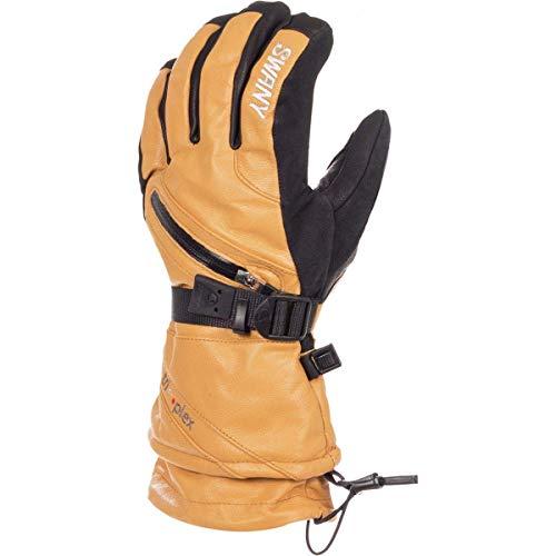 Swany Herren Handschuhe X-Cell, Herren, Segale/Black, Large