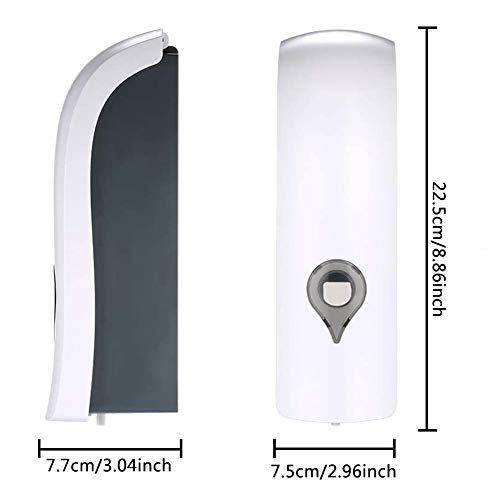 SZWL Dispensadores de loción y de jabón