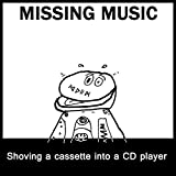 Shoving a Cassette Into a CD Player