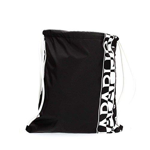 NAPAPIJRI Napapijrigym Sack Logo - Zaino - Black