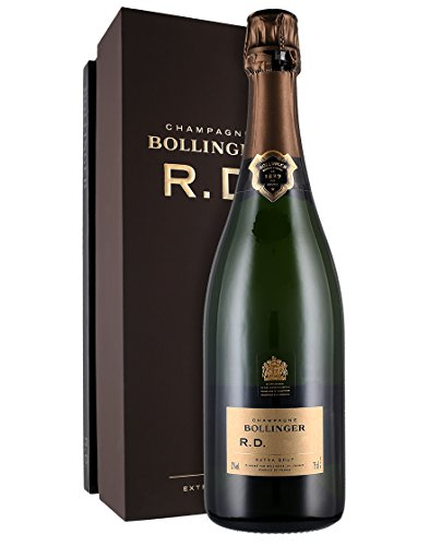 Champagne AOC Extra Brut R.D. Bollinger 2004 0,75 L Astucciato