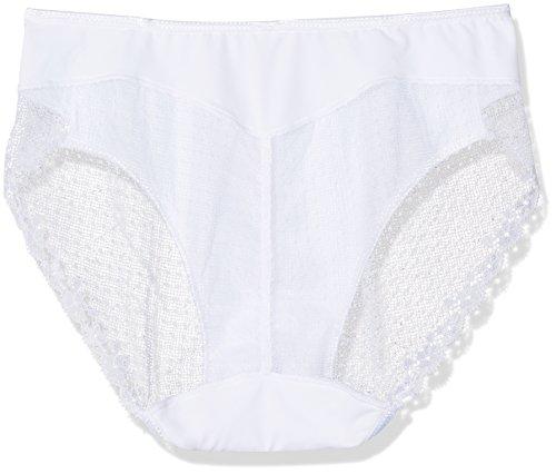 Pierre Cardin 4401, Bragas Para Mujer, Blanco, XL, Pack de 6