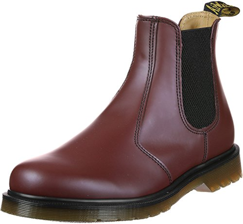 Dr Martens 2976 - Cherry Red Smooth 6 UK
