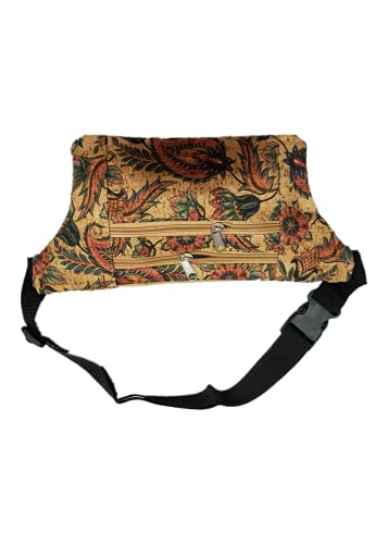 Mirabolante Portugal - Bolso de corcho para bandolera, bolso de viaje, zk5011, Multicolor 12, 27*5*13cm,