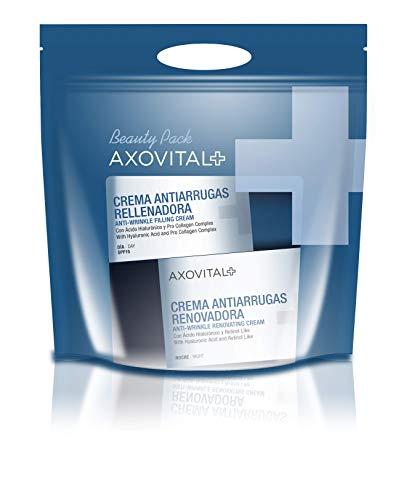 Axovital: Pack Antiarrugas Crema de Día