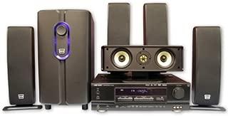 SLS Q-Line Gold 650w 5.1 Surround Sound Home Theater System