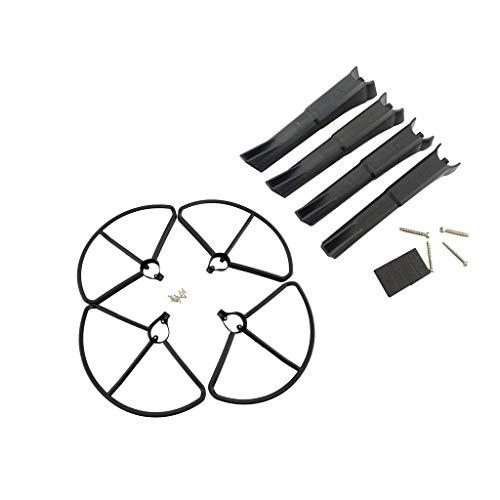 hndfhblshr Accessorio per Pezzi di Ricambio RC Compatibile con Modelli di aeroplani Parti di Scena Coperture / Carrello di atterraggio Carrello di atterraggio Compatibile con H501S H501C