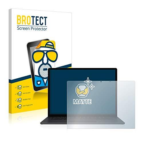 BROTECT Entspiegelungs-Schutzfolie kompatibel mit Microsoft Surface Laptop 4 15