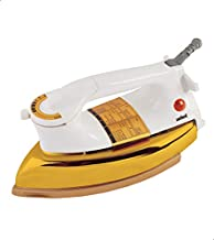 Sanford Cloth Dry Iron 1100 Watts, White, SF22DI
