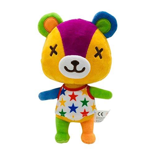 Timiya 2020 Animal Crossing Stitches Teddy Bear Cute Plush 8 inches