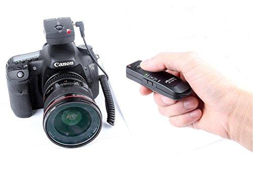 VILTROX JY-120-C1 wireless remote shutter release Compatible with Canon EOS camera 70D 60Da 60D T6s T6i T5i T3i T5 T3 1200D 760D 100D 550D 1100D
