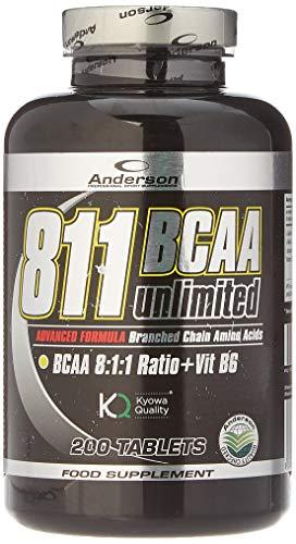 Integratore Anderson Kyowa new 811 (200 cpr) aminoacidi...