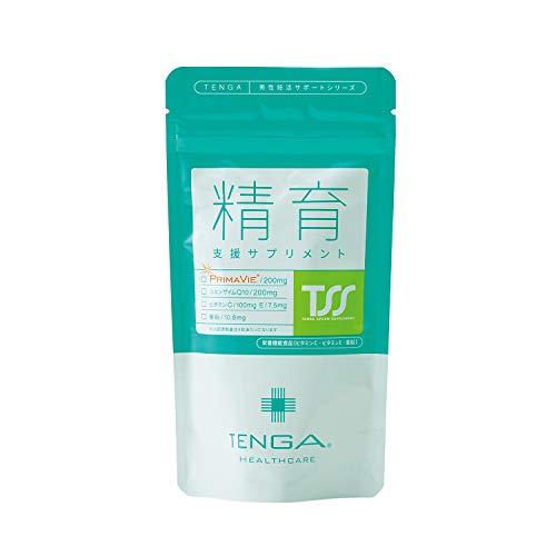 TENGAヘルスケア 精育支援サプリメント 男性用 妊活サプリ