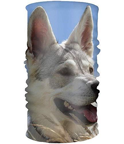 Voxpkrs Headband Headband Head Wrap Headwear Sport Sweatband Dog Magic Scarf Fishing
