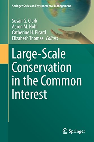 Large-Scale Conservation in the Common Interest (Springer Series on Environmental Management) (English Edition)