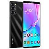 Teléfono Móvil Libre, ShaQx Rino4Pro Android 3G Smartphone Libre, 4GB ROM (32GB SD) Mobile Phone, 6.1' IPS Display Movil, 5MP + 2MP Dual Camera, Dual SIM, WiFi,Bluetooth,GPS (Rino4Pro-Negro)