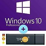 MS Windows 10 Pro 32 bit & 64 bit -