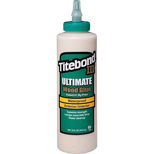 Titebond 1414 16 Oz Titebond III Ultimate Wood Glue