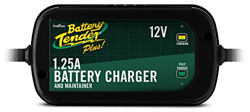 1.25A Battery Tender 022-0185G-DL-EU Plus Cargador de Bater/ía 12V