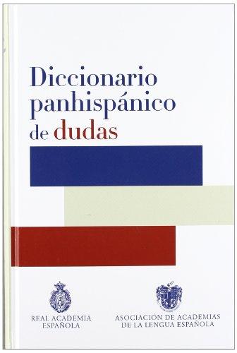 Diccionario panhispánico de dudas (DICCIONARIOS RAE TRADE)