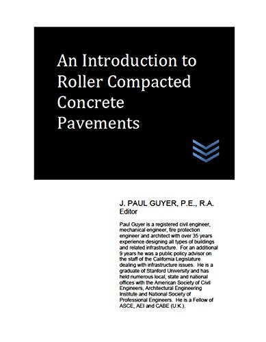 An Introduction to Roller Compacted Concrete Pavement