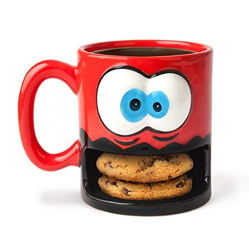 BigMouth Inc The Crazy for Cookies Kaffeetasse