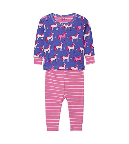 Hatley Mini Organic Cotton Long Sleeve Pyjama Sets Conjuntos de Pijama para Bebés