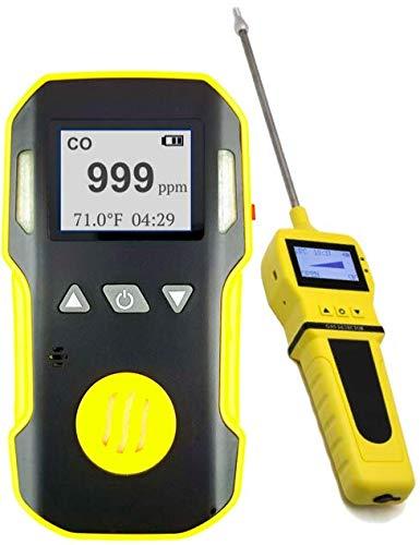 Kohlenmonoxid-Detektor CO Meter mit Pumpe und Sonde von FORENSICS