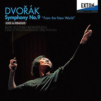 Dvorak: Symphony No.  9 from the New Worldlive in Prague
