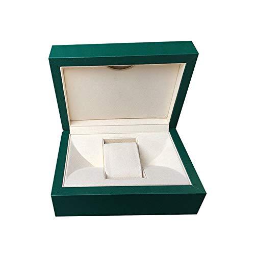 watch box Caja de Almacenamiento de Reloj Caja de presentación de Reloj...