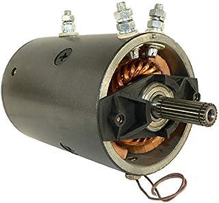 DB Electrical LRW0005 New Winch Motor for 12V Warn 20 Spline Heavy Duty Reversible 3-Post, Xd9000, Xd9000i, Mx8000, M8000,...