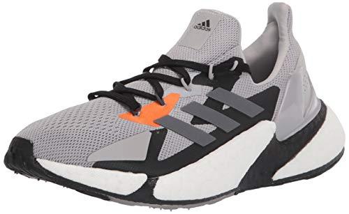 adidas mens X9000L4,Grey/Night Metallic/Grey,14 M US