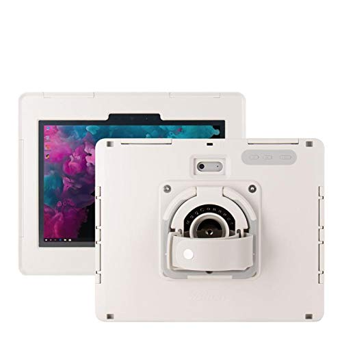 The Joy Factory CWM408MPA Waterproof Anti-Microbial Coating Compatible with Surface Go aXtion Pro MPA White