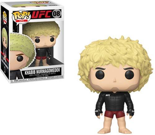 Funko 37801 POP Vinyl: UFC: Khabib Nurmagomedov Sammelbares Spielzeug, Mehrfarben