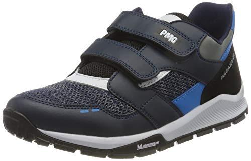PRIMIGI LAB 64206 Sneaker, Navy/BLU/AZZUR, 37 EU