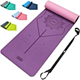 Best Quality Yoga Mats - Yoga Mat – TPE Eco friendly Non Slip Review