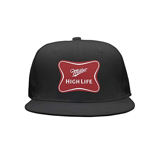 Summer Miller-Brewing-Company-High-Life-Beer-Logo- Baseball Hats New mesh Cap