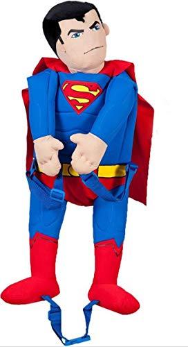 DC Comics Superman Back Buddy Mochila
