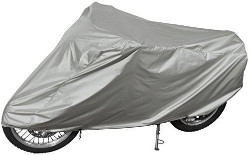CRIVIT® Motorrad-Faltgarage mit Kennzeichenfenster (Gr. L - 235 x 80/60 x 128/98 cm)