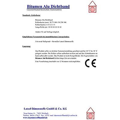 Bitume aluband 200 mm