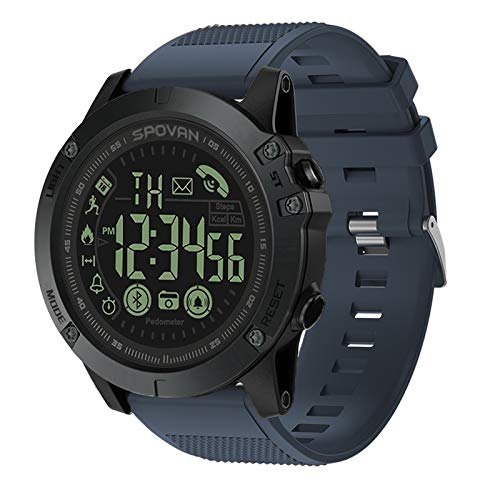 Smart Watch Nieuwste 2019 Tact - Military Grade Super Tough Waterproof merk: TONWIN, F1