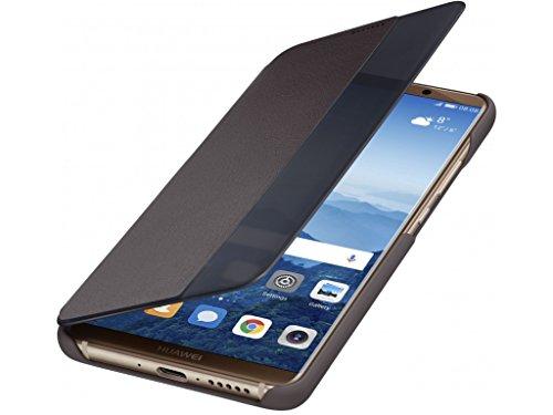 Huawei Mate 10 Pro Flip View Cover, braun - 4