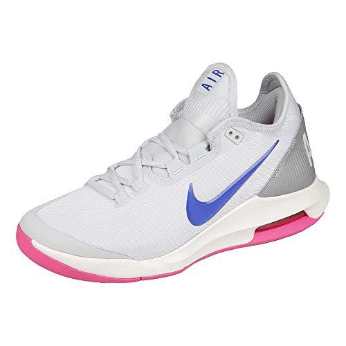 Nike Air Max Wildcard, Scarpe da Tennis Donna, Multicolore (Pure Platinum/Racer Blue/Mtlc Platinum 2), 38.5 EU