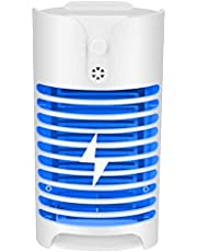 Innoo Tech Bug Zapper, Mosquito Killer Lamp Light UV LED Insect Killer Electric Fly Zapper Chemical-Free Nontoxic Odorless Safe for Babies & Pregnant Women, Use for Indoor Bedroom Kitchen Office
