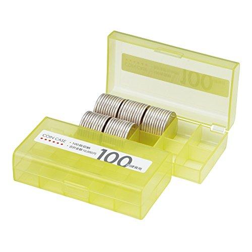 オープン工業 OP コインケース100円用 M-100W