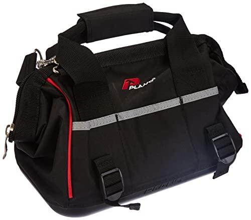 Plano PLO0513000NR Bolsa Porta Herramientas en Tejido Especial Reforzado, Negro, 30.5 cm
