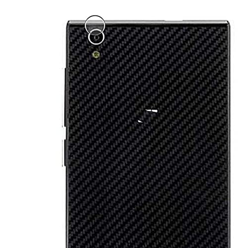 Vaxson 2 Stück Schutzfolie, kompatibel mit ZTE Blade Vec 4G Kamera TPU Folie Rückseitige Kameraobjektiv [nicht Panzerglas Bildschirmschutzfolie Hülle Hülle ]