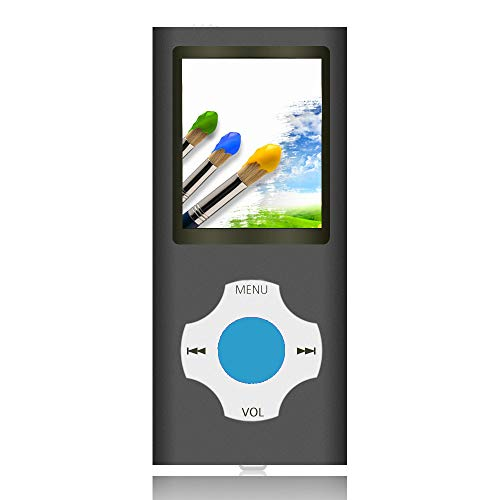 Tomameri - Portable MP3 / MP4 Player with Rhombic Button,...
