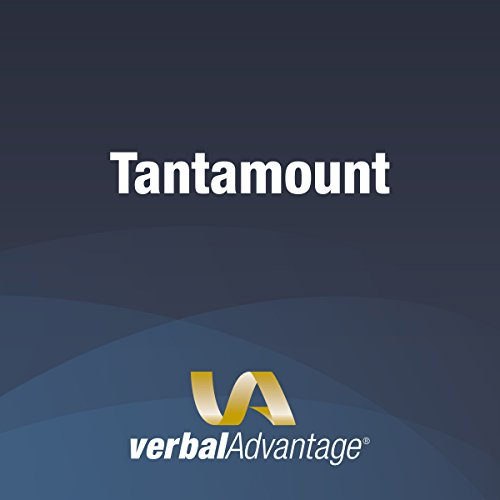 Word of the Day: Tantamount cover art